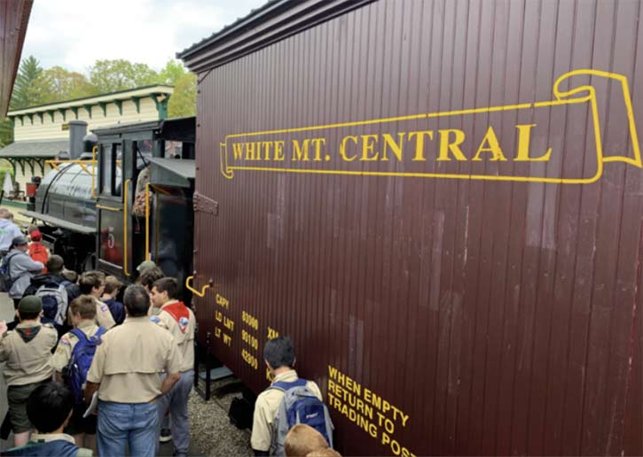 White Mountain Central Railroad