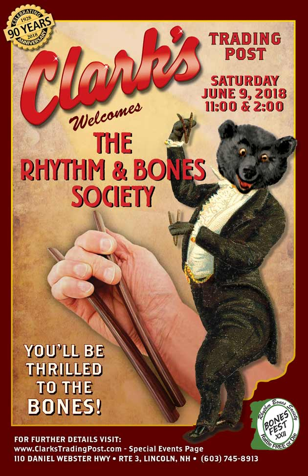Rhythm & Bones Society Performances