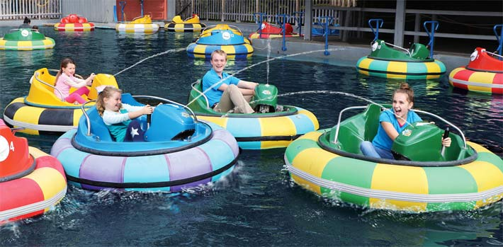 Water Blaster Boats