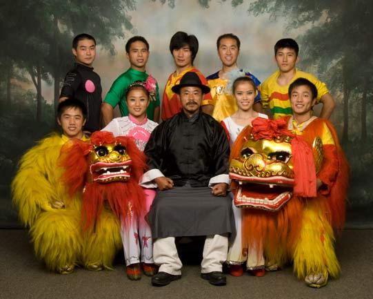The Yandong Chinese Acrobatic Troupe