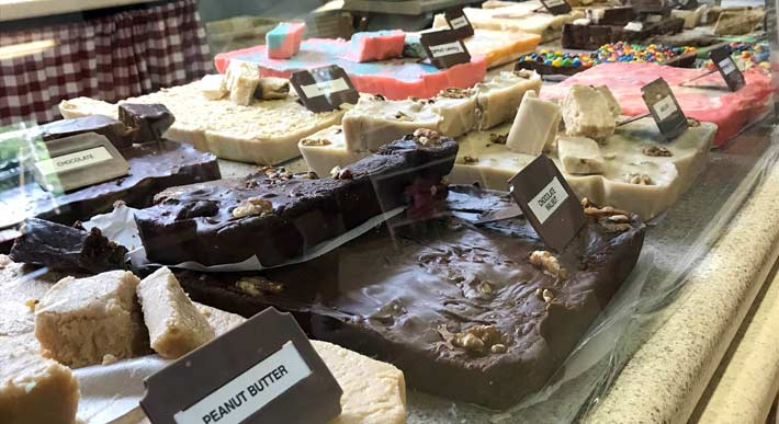 Fudge Counter