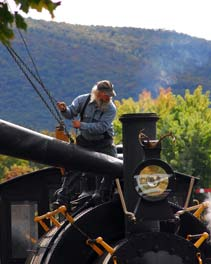 White Mountain Central Railroad Days