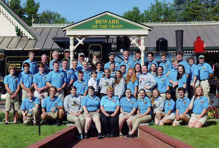 Staff of Clark's Trading Post